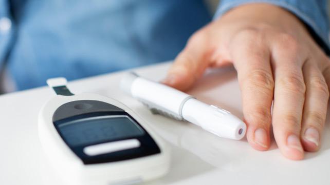 Лабильный сахарный диабет-1