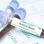 Ацетон в крови