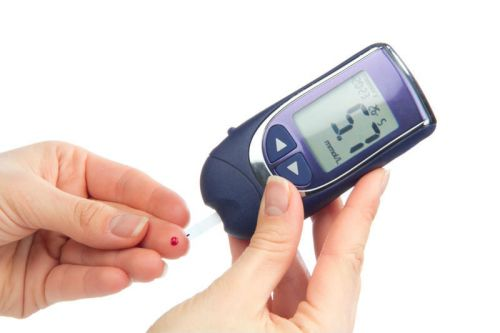 Глюкометр обычный