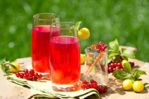 Смородиновый сок при диабете