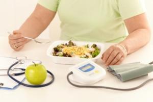 Ужин диабетика 2 типа