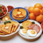 Таблица жиров, белков и углеводов в продуктах