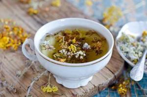травяной чай при диабете