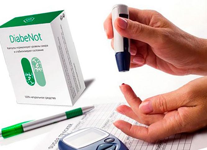 Diabenot капсулы для снижения сахара