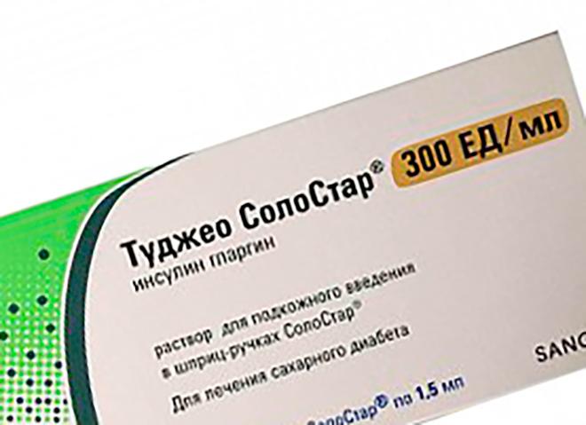 упаковка туджео солостар 300 ед/мл