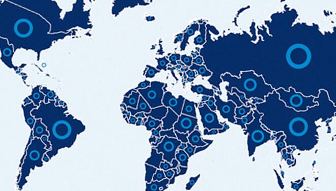 информативная карта мира заболеваемости сахарным диабетом